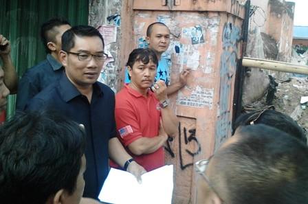 Ridwan Kamil Yakin, PKL Cicadas Mau Direlokasi, Bandung (27/8)