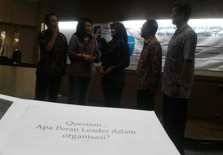 BCA Dan ITB Gelar Seminar Bertajuk Leading Through Action, Bandung (20/9)