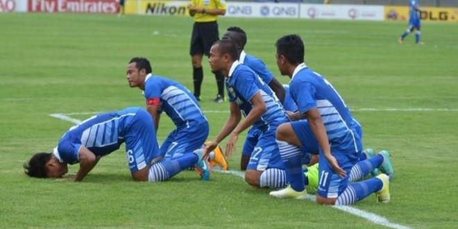 Persib Bandung VS Ayeyawady United