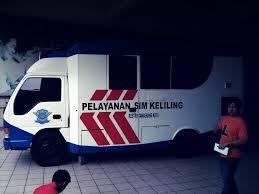 Jadwal SIM Keliling Polrestabes Bandung