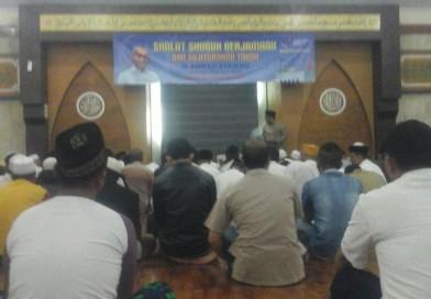 Syaikhu  Ajak Generasi Muda Makmur kan Mesjid
