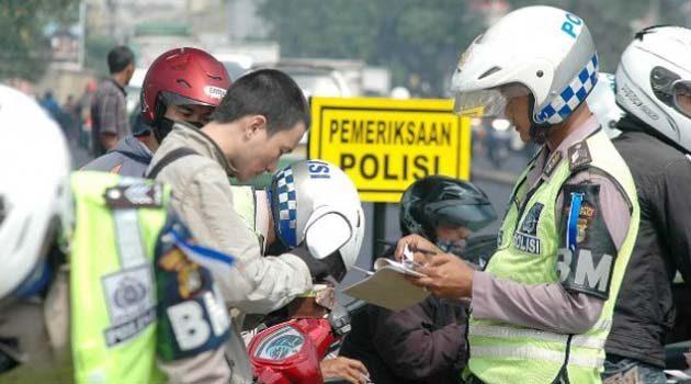 Polres Bandung Cek Kesiapan Kendaraan Dinas Jelang Operasi Ketupat Lodaya 2019