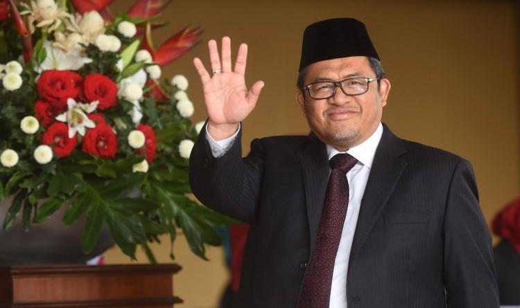 Gubernur Aher Resmikan Tujuh PJS