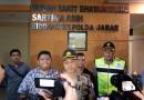 Jajaran Polrestabes Bandung Menembak Mati Pelaku Curas Sebanyak 54 Kali di Bandung