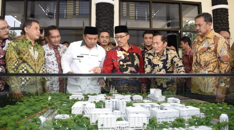 Ada ITB di Cirebon, Uu Minta Kuota Khusus Untuk Masyarakat Lokal