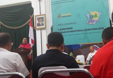 Jabar International Maraton, Lari Lintasi Objek Wisata Pangandaran