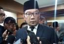 Lantik Dua Kepala Daerah Sekaligus, Ridwan Kamil Titip Tiga Hal