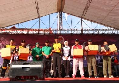Olahraga Bersama, TNI – Polri Solid