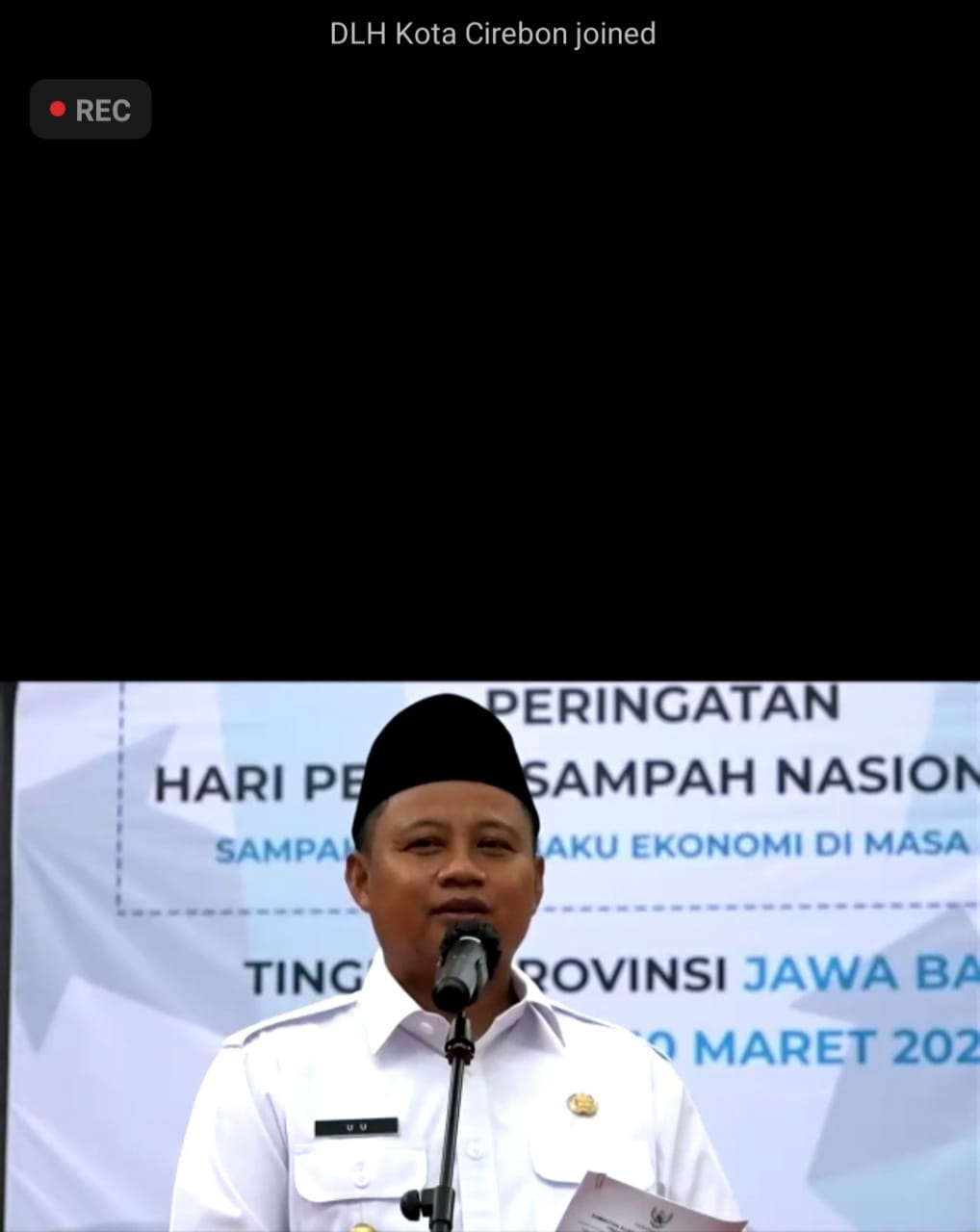 HPSN 2021, Wagub Jabar : Sampah itu Uang - Jurnal Bandung