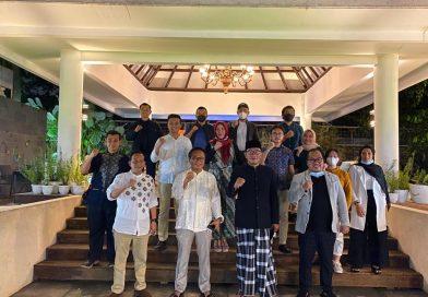 Ridwan Kamil Ajak IA ITB Gagas Solusi Negara Pasca Pandemi Covid19
