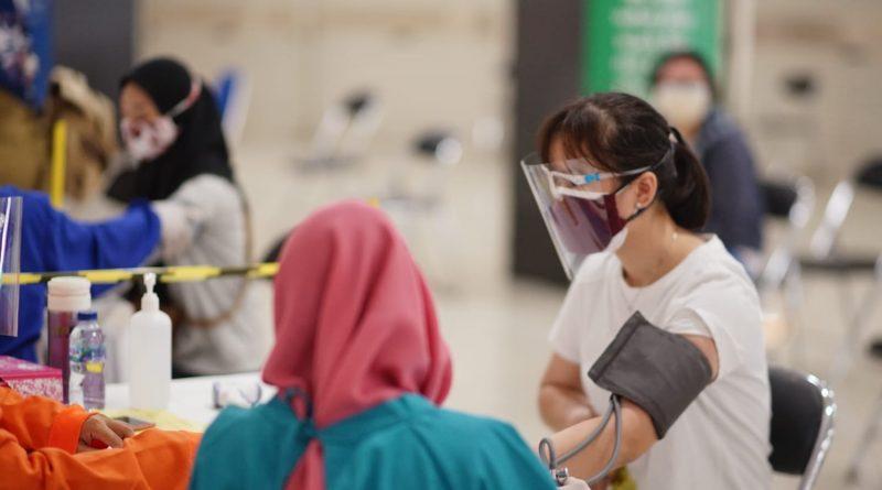 BPBD Jabar-Pemkab Bogor Buat Sentra Vaksinasi, Targetkan 56 ribu warga