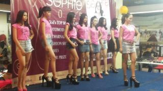 Mojang Bandung Pikat Juri Pemilihan Miss Sophie 2015